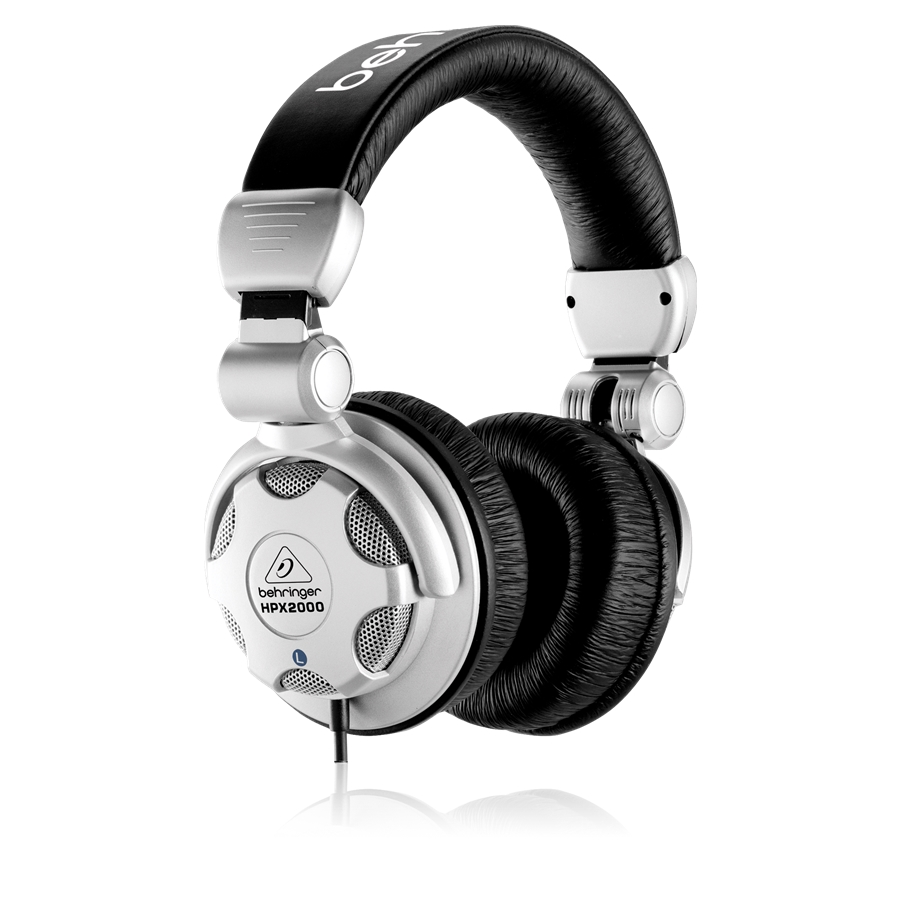 High-Definition DJ Headphones