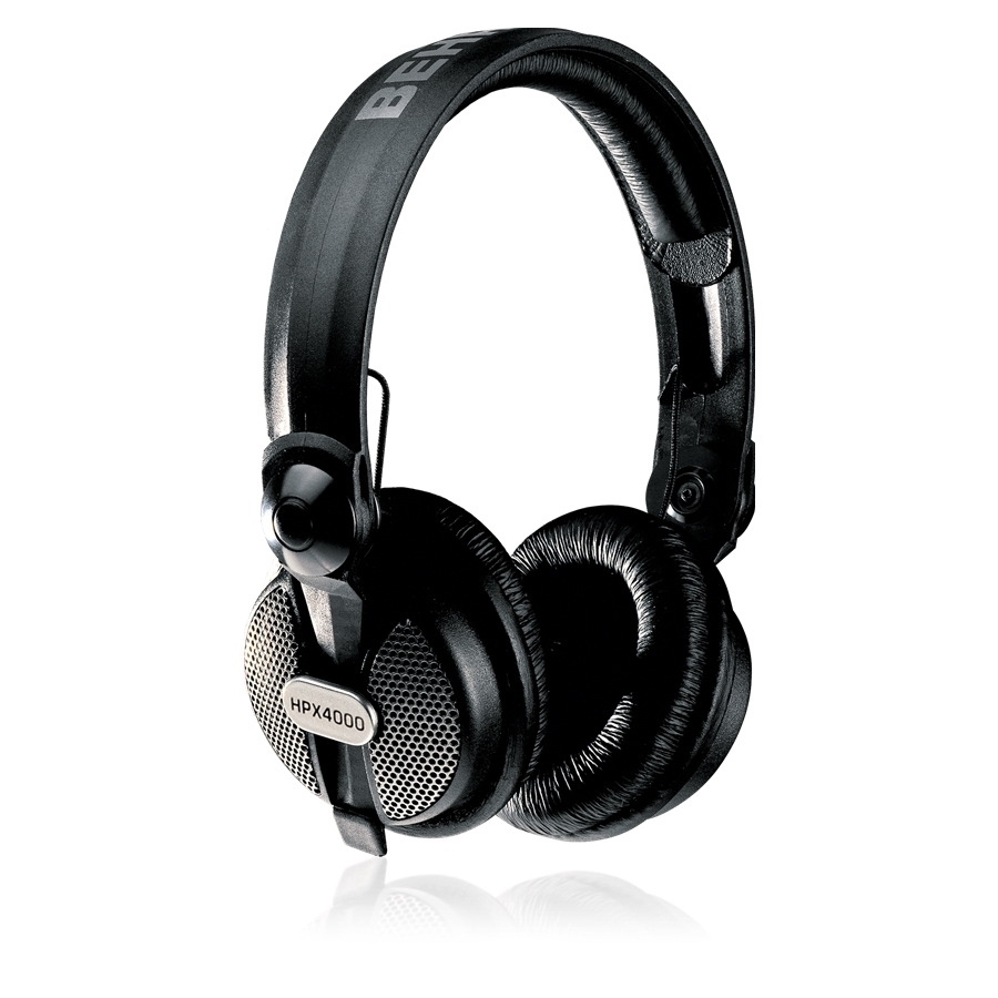 Closed-Type High-Definition DJ Headphones