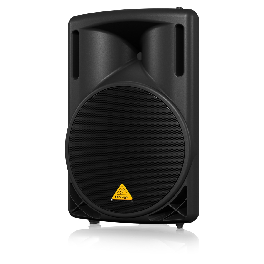 1000-Watt 2-Way PA Speaker System with 15