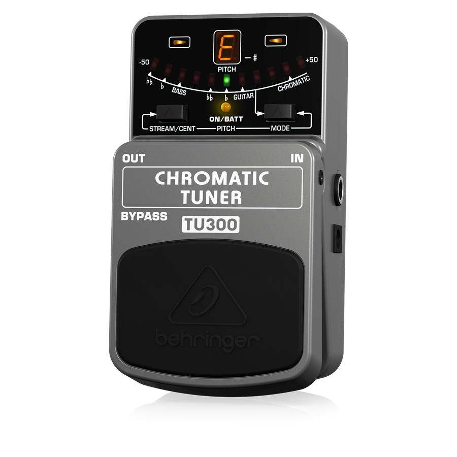 Ultimate Guitar/Bass Tuner