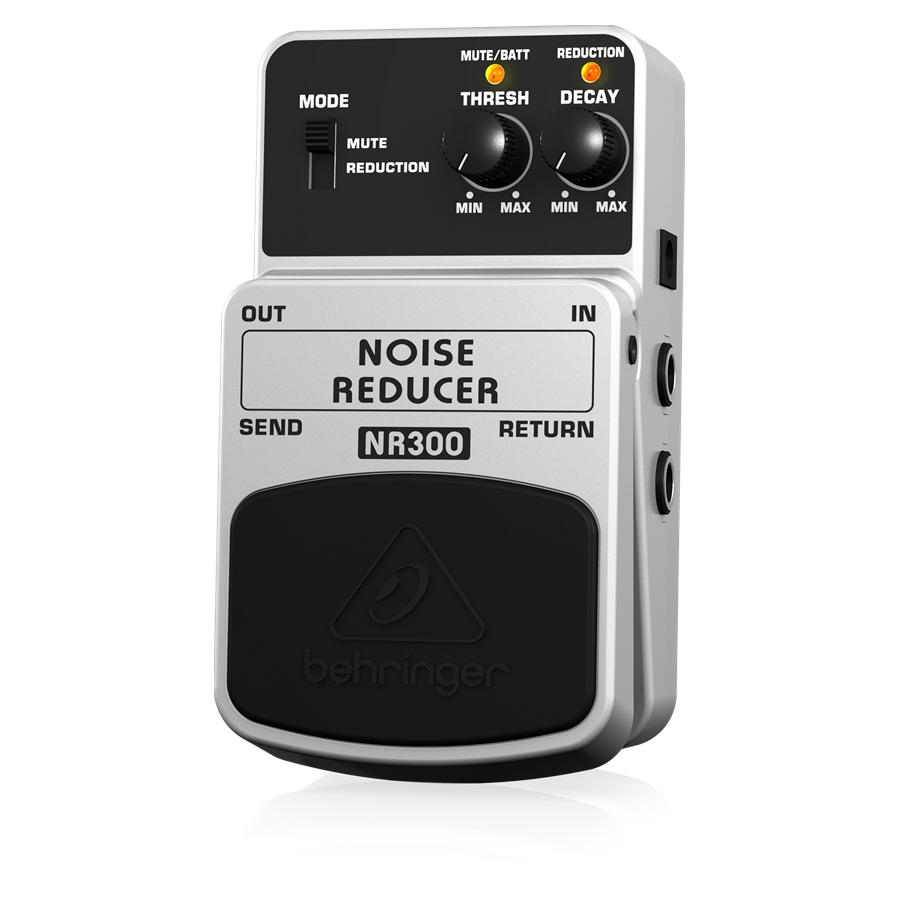 Ultimate Noise Reduction Effects Pedal