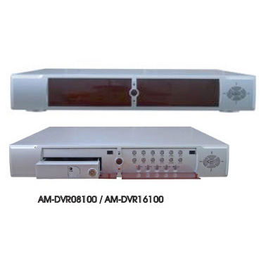 8/16 Channel MJPEG DVR - Network Digital Video Recorder