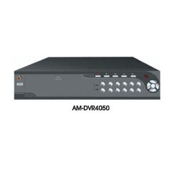AMBO | AM-DVR4050 | 4 Channel MPEG-4 DVR - Network Digital Video Recorder