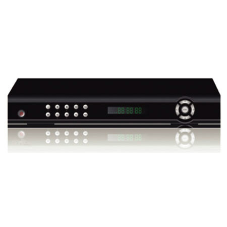 4 Channel Audio/Video Basic Model - Network Digital Video Recorder