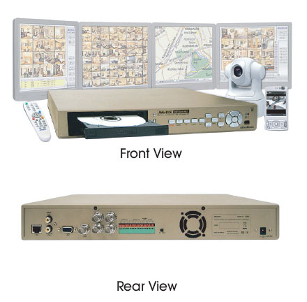 AMBO | AM-DVR4100-CP