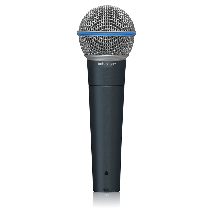 Dynamic Super Cardioid Microphone