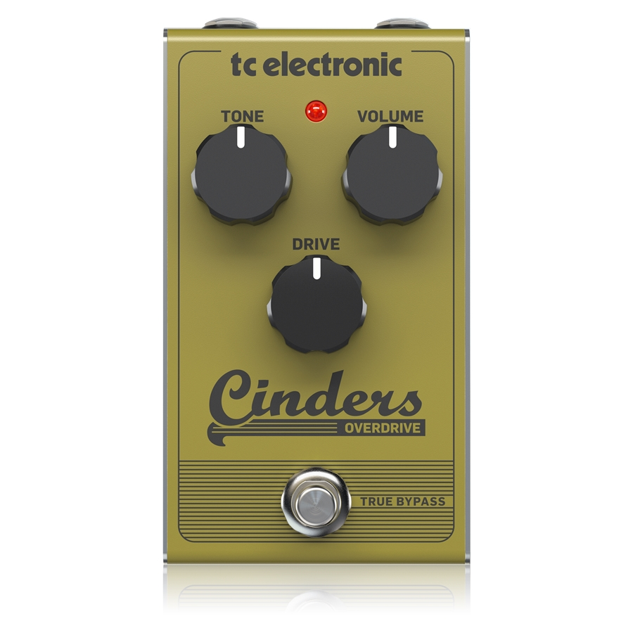 Tube-Like Overdrive with Extremely Responsive and Expressive Feel