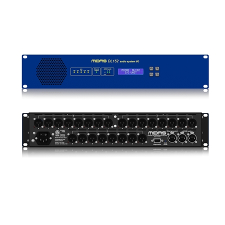 MIDAS | DL152 | PRO SERIES DL152 24 Output Stage Box
