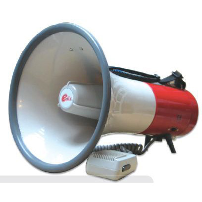 25W Shoulder / Table Top Megaphone