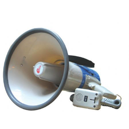 25W Hand Grip & Shoulder Megaphone