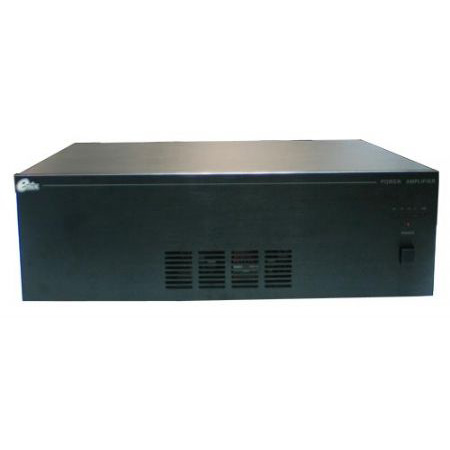 500W POWER AMPLIFIERS