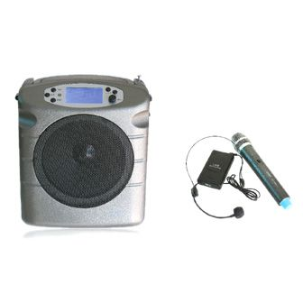 20W Portable Amplifier