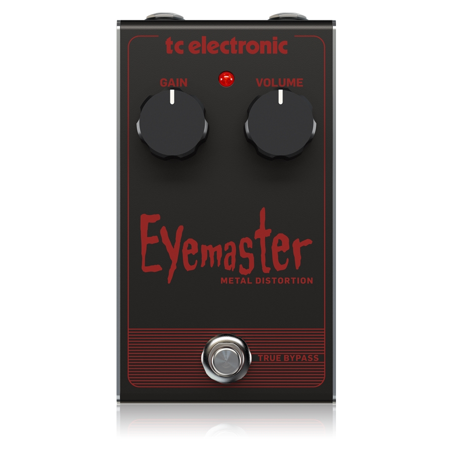 EYEMASTER METAL DISTORTION