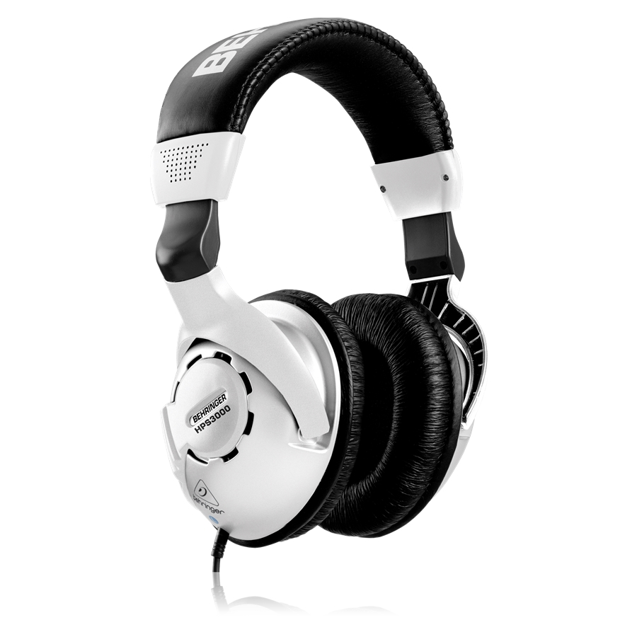 High-Performance Studio Headphones
