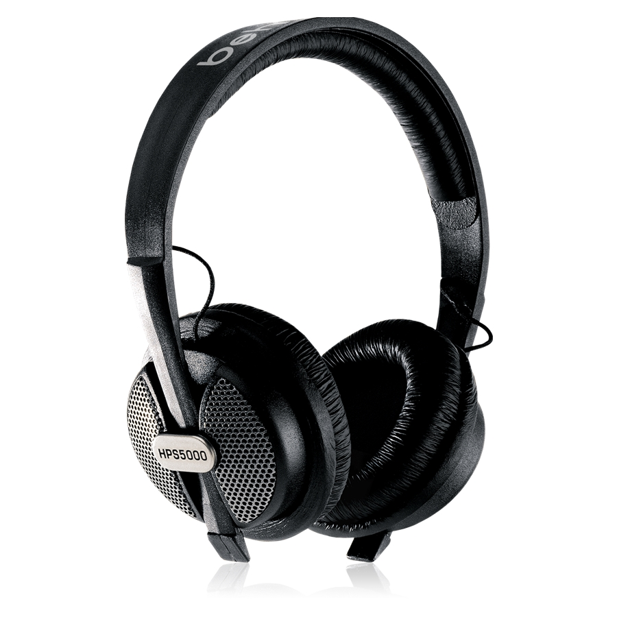 Closed-Type High-Performance Studio Headphones