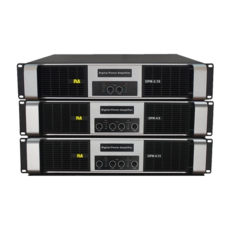 Digital Power Amplifier | DPM-2.15 / DPM-4.9 / DPM-4.13