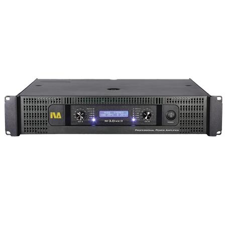 2 x 200W / 300W @ 8 / 4 Ohms Power Amplifier