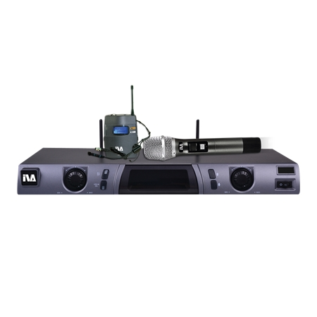 / Wireless Microphone System |  PRO-UD2 Advance