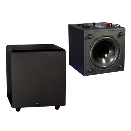 SW-550 high quality bass subwoofer