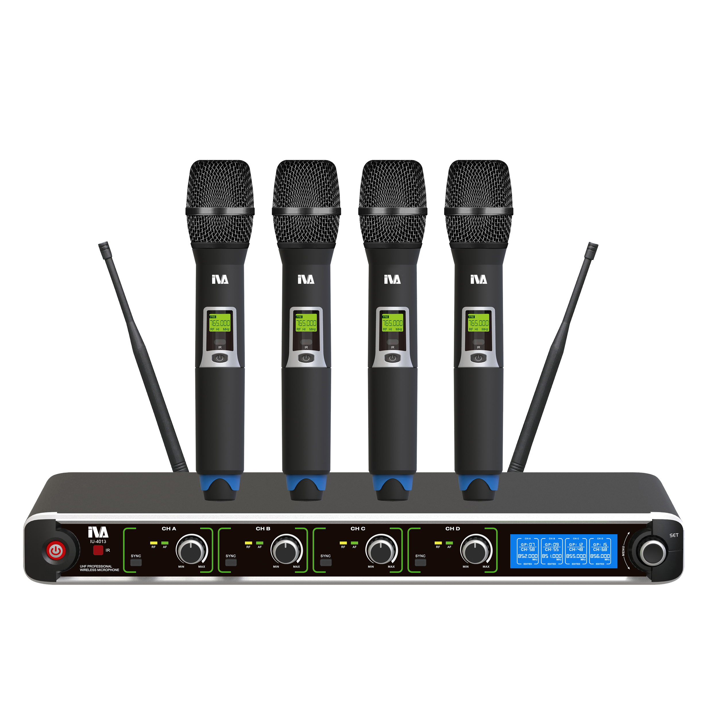 / Wireless Microphone System |  U2004C