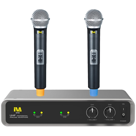 UF2C Digital wireless microphone