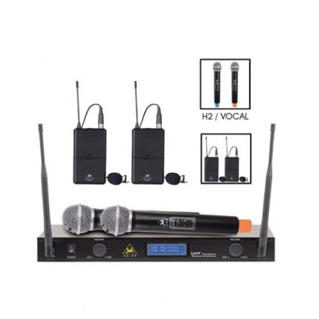 UX-4P Professional UHF Wireless Microphone | UX-4P UHF