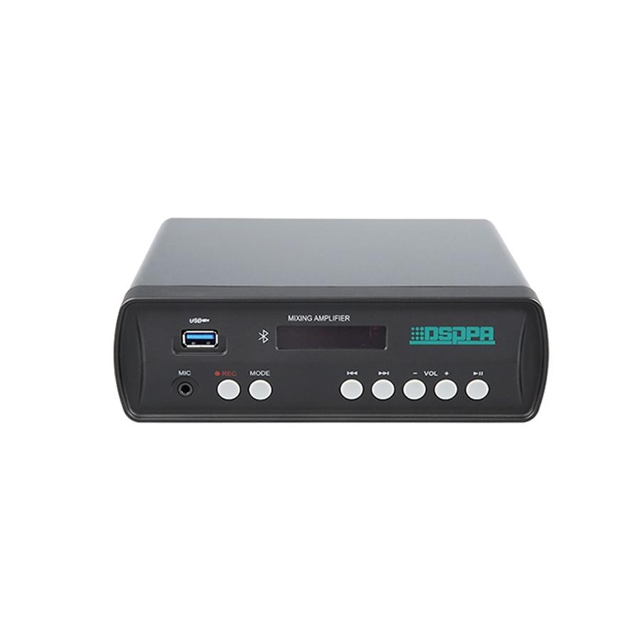 Mini60 2x30W Mini Digital Amplifier with USB & Bluetooth