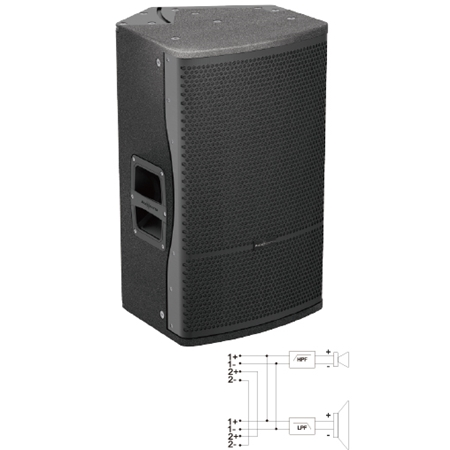 PF12+ MKII90 / PF12+ MKII60 Multi-purpose Compact Loudspeaker