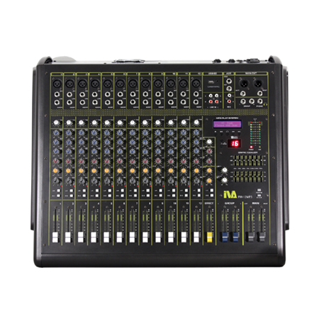 PM-12MP3 Powered Mixer