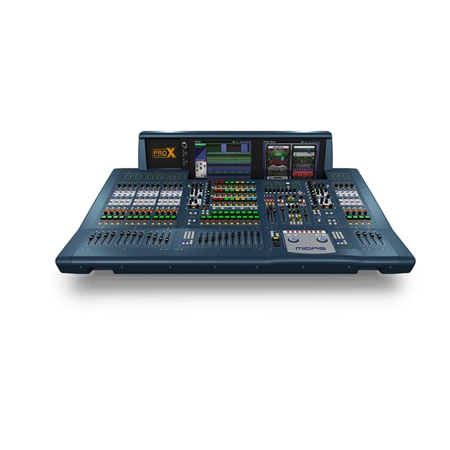 Live Digital Console Control Centre with 168 Input Channels