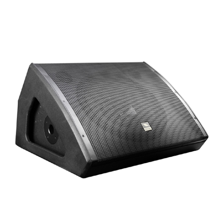 Active 2-way coaxial stage monitor
