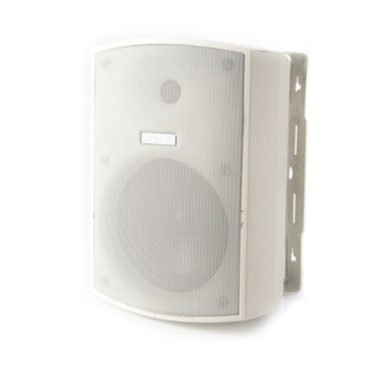 2-way wall mount loudspeaker