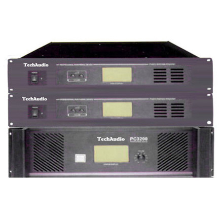 TA-8303, TA-8306, TA-8310 Intelligent Network Power Amplifier