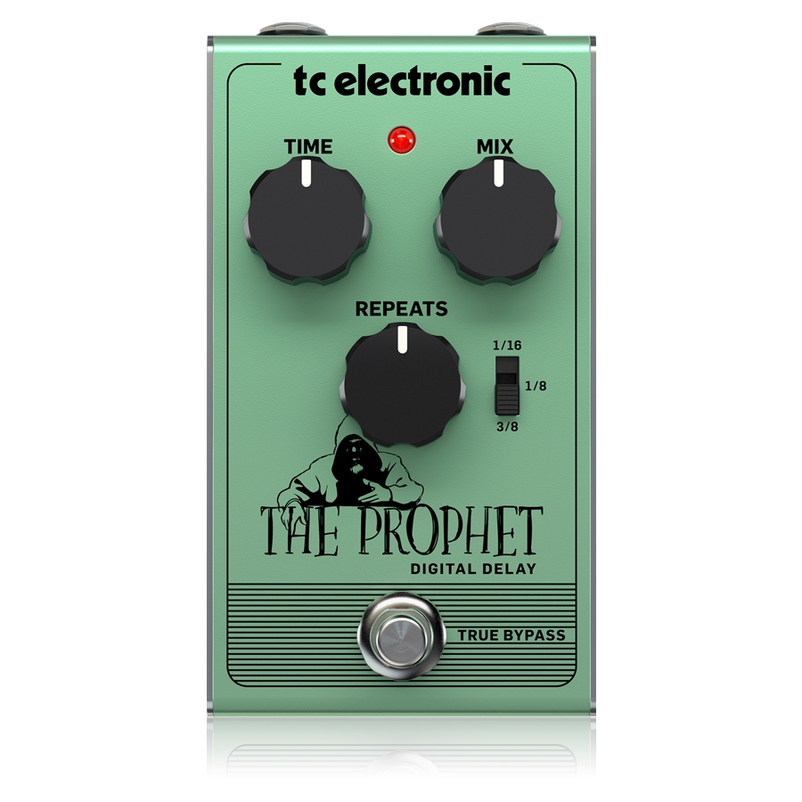 THE PROPHET DIGITAL DELAY
