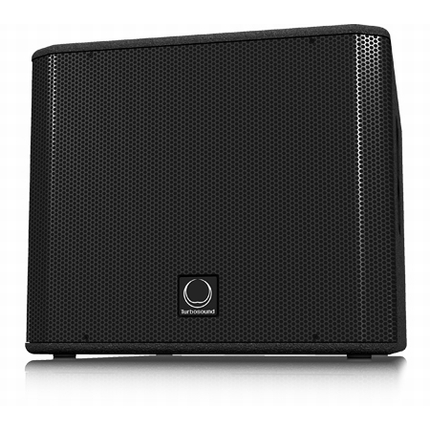 TURBOSOUND | TMS118B | 18 Front Loaded Subwoofer for Portable PA and Installation Applications