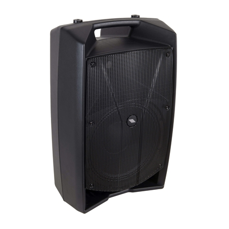 Active 2-way loudspeaker system