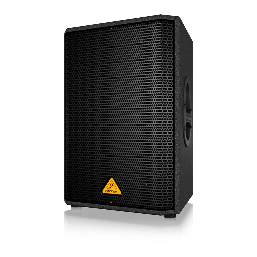 Professional 800-Watt PA Speaker with 12
