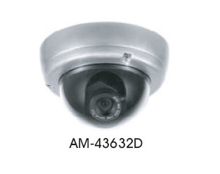 AMBO | AM-43632D | INDOOR VANDALPROOF DOME CAMERA - VANDALPROOF DOME CAMERA