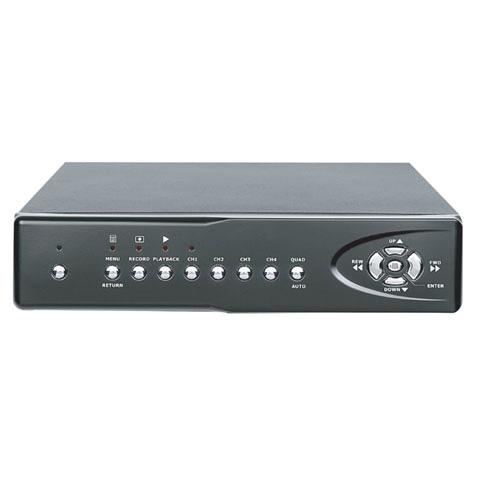 AM-DVR4100-VGA STANDALONE DVR - STANDALONE DVR