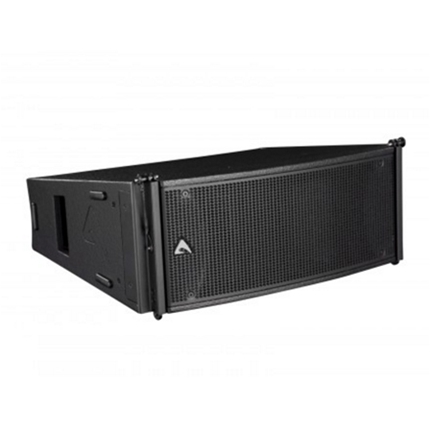 Dual 6.5\u201D (165mm), High Output, Powered, CORE Processed, Vertical Array Element