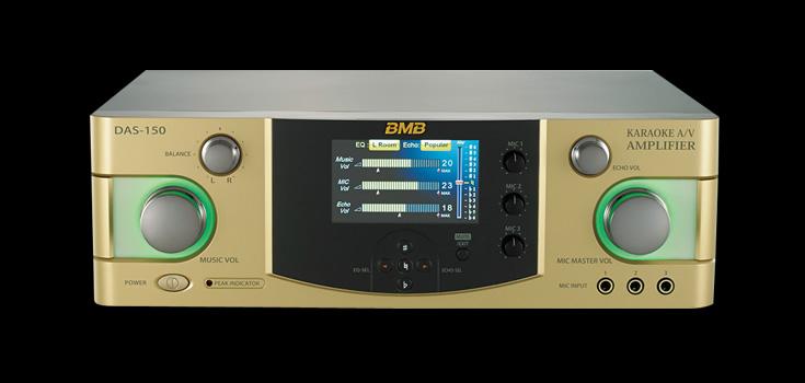 Karaoke Digital Amplifier
