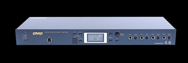 Karaoke Sound Processor