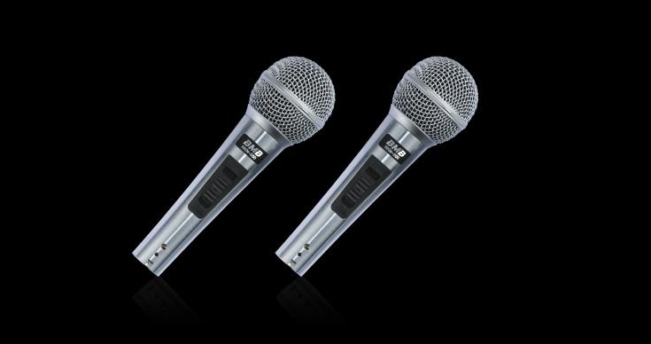 Wired Karaoke Microphone