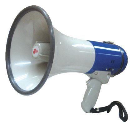 25W Hand Grip Megaphone