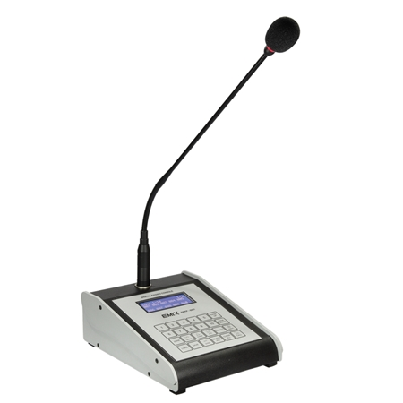 180 Zones Digital Paging Console