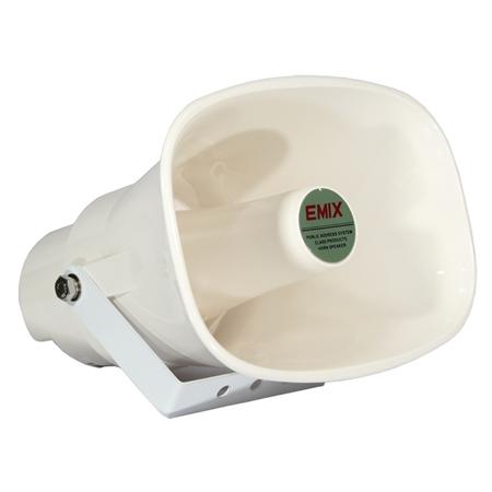 15W ABS Rect Flare Horn Speaker