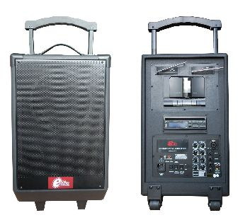 50W Truly Portable Sound System