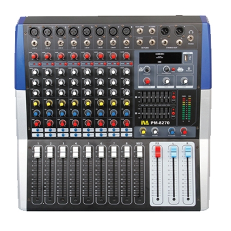 PM-8270 Powered Mixer