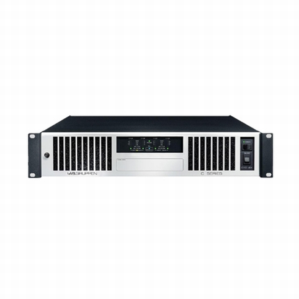 LAB.GRUPPEN | C SERIES 10:4X | The C 10:4x is a Versatile Four-Channel Amplifier