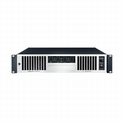 LAB.GRUPPEN | C SERIES 10:8X | The C 10:8x Is An Eight-Channel Amplifier